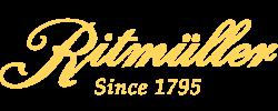 Ritmuller Logotype in Gold