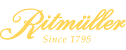 Ritmuller Logotype in Gold