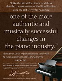 Ritmuller Piano Buyer Quote