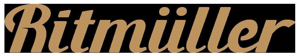 Ritmuller Logotype-Gold