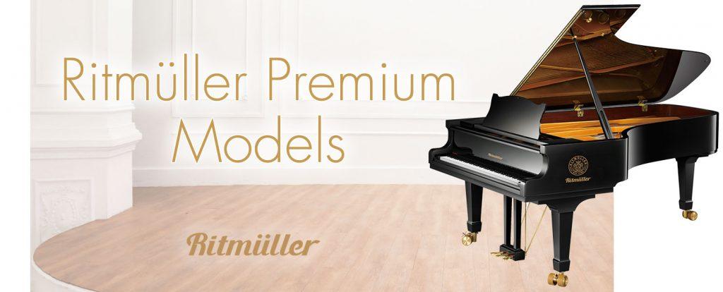 Ritmuller Premium Pianos